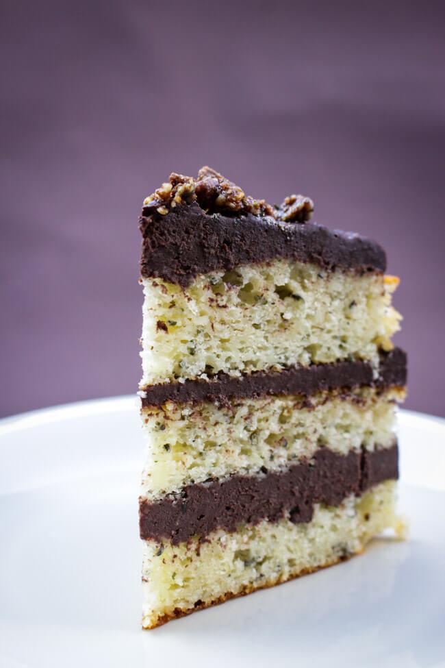 acai schokoladen törtchen hanfsamen bisquit