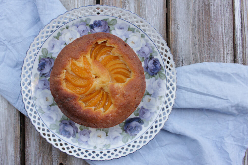 kokos pfirsich kuchen rührkuchen kokoskuchen
