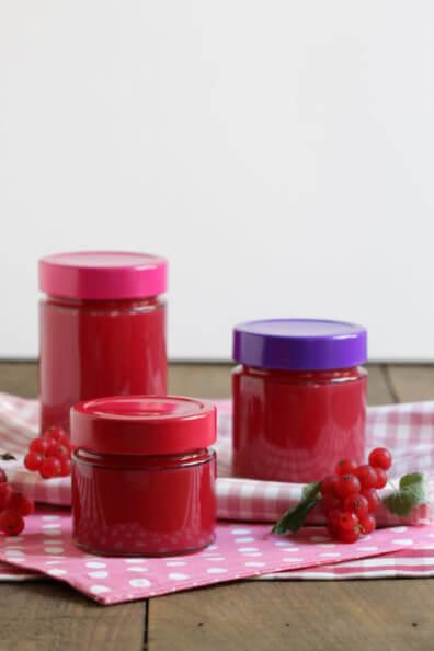 johannisbeer marmelade ohne gelatine mit agaragar vegan