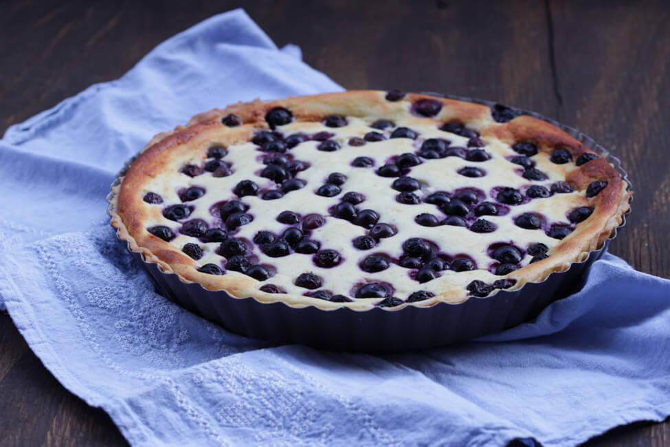 blueberry cheesecake blaubeeren heidelbeeren käsekuchen tarte