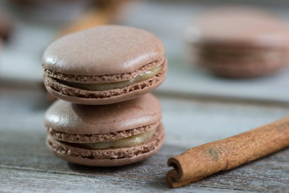 lebkuchen macarons ladureé frankreich paris