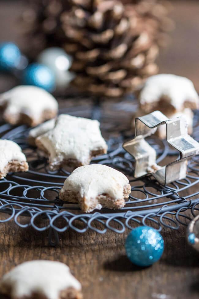 zimtsterne klassisch weihnachtsplätzchen weihnachten plätzchen