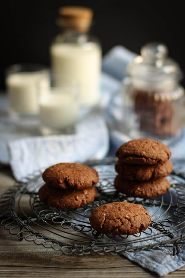 chocolate chip cookies schokoladen kekse schoko