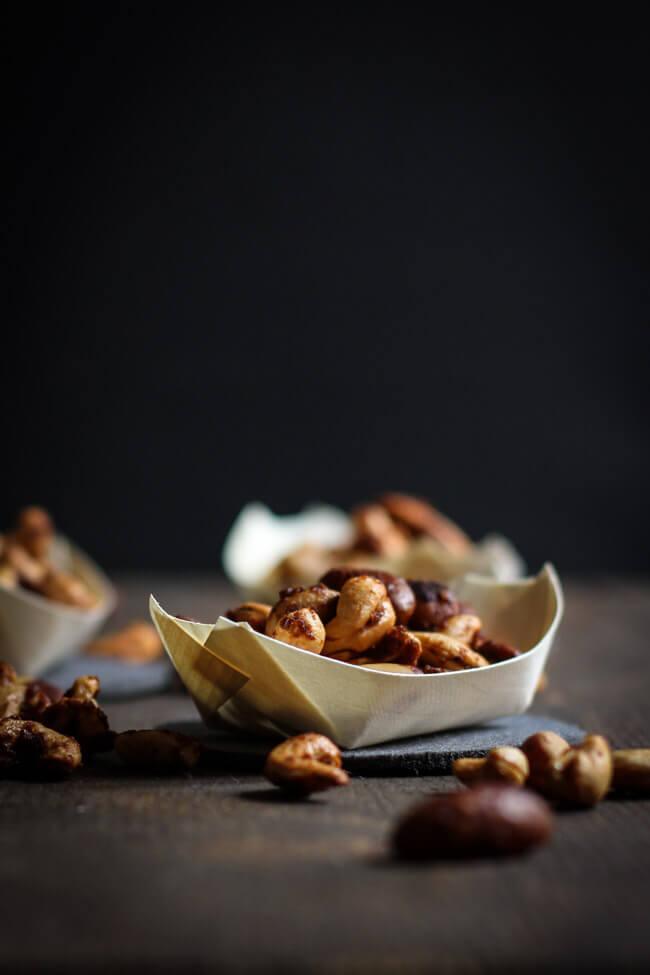 geröstete cashew kerne curry snack geröstete nüsse