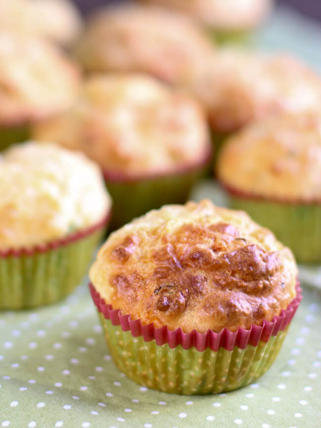 käse muffins buffett herzhaft kuchen