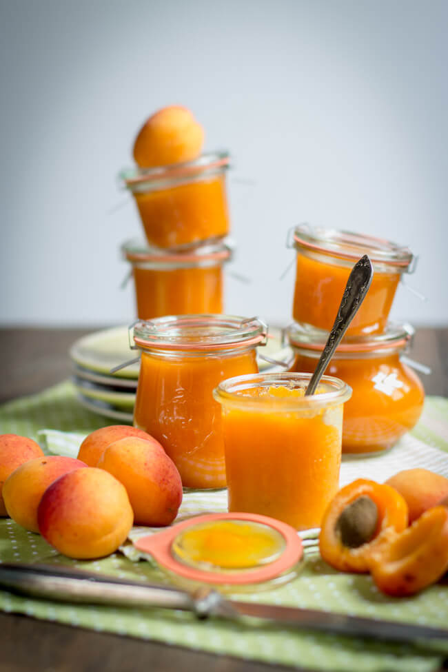 marillenmarmelade marmelade konfitüre marille aprikose