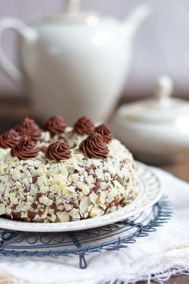 offenbacher kranz kuchenbäcker torte kuchen creme schokoladencreme füllung
