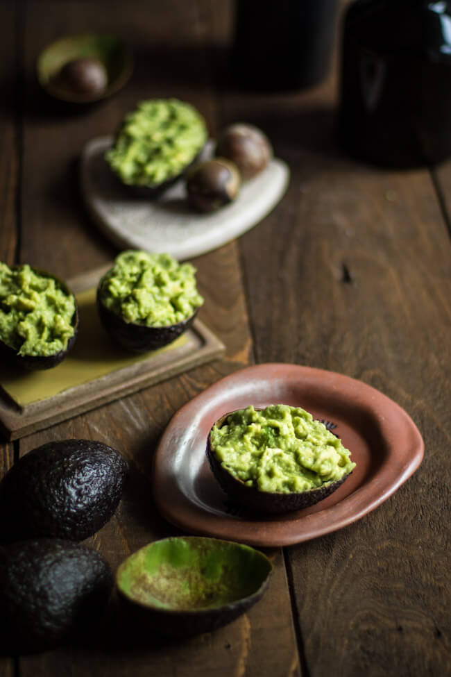 Guacamole Dip vegan Avocado klassisch original rezept südamerika mexiko veganer sommer