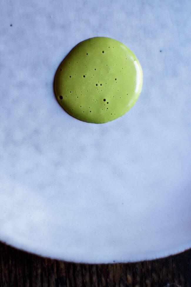kürbiskernöl mayonnaise mayo grün