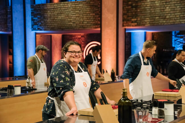 MasterChef Deutschland 2017 Kandidatin Tina Kollmann Foodbloggerin Doktorandin