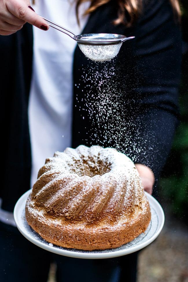 baileys gugelhupf backen kuchen rührkuchen