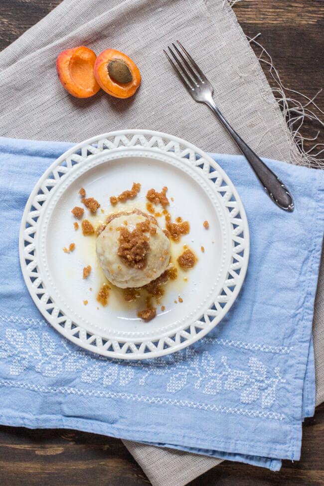 marillen knödel aprikosen original österreich tirol dessert butterbrösel