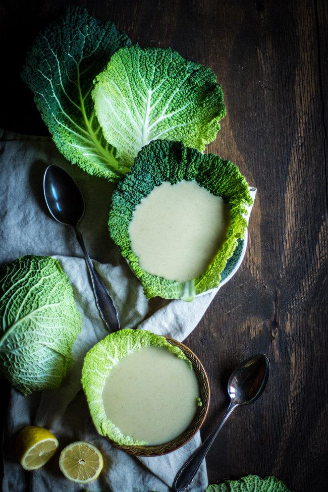 wirsingsuppe vegetarisch veggie wirsing suppe kohl winter