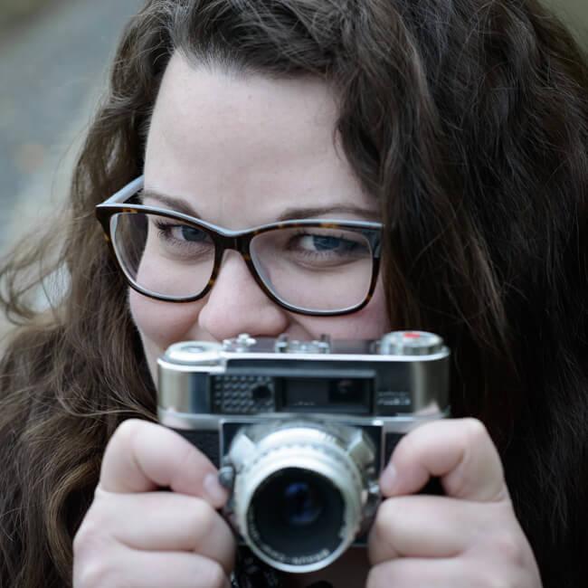 Portrait Tina Kollmann Foodblogger