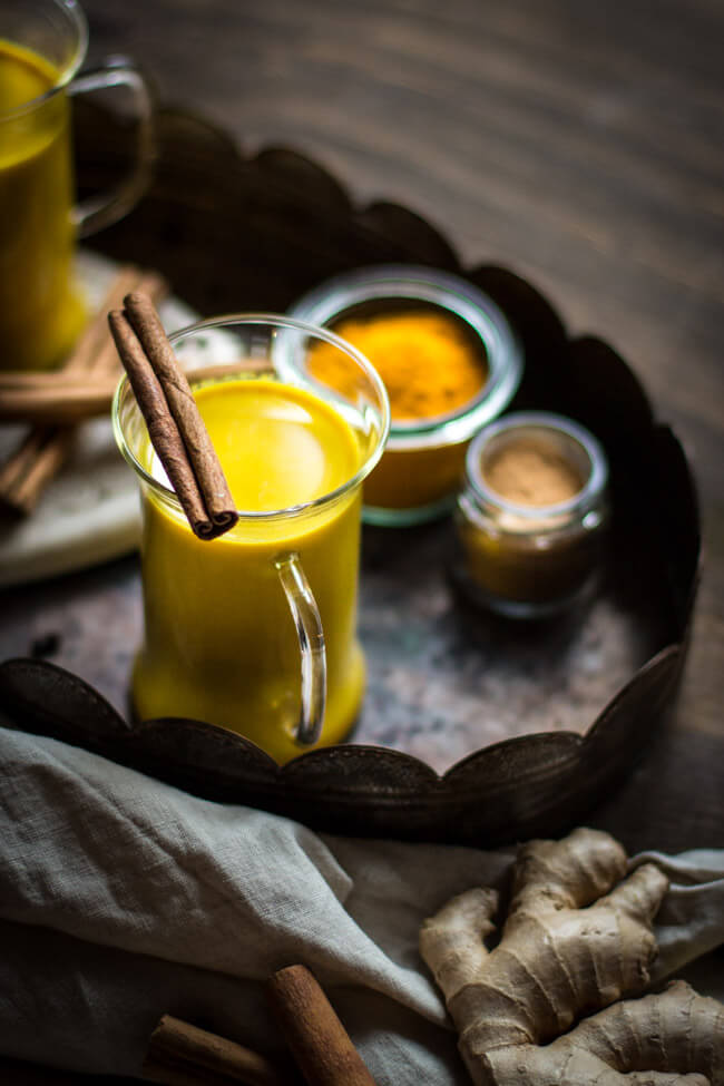 golden milk tumeric latte lecker co foodblog aus n rnberg. Black Bedroom Furniture Sets. Home Design Ideas