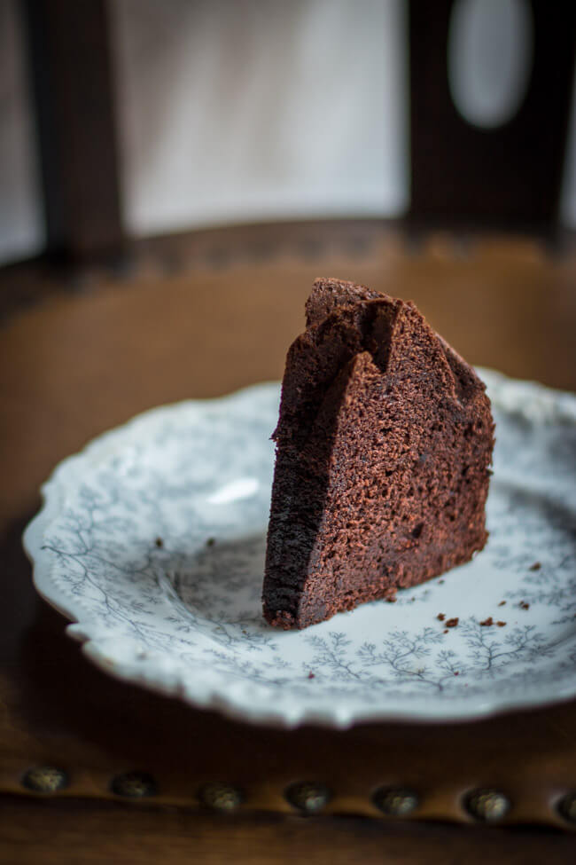 Baileys Gugelhupf kuchen backen likör saftig schokolade schokokuchen