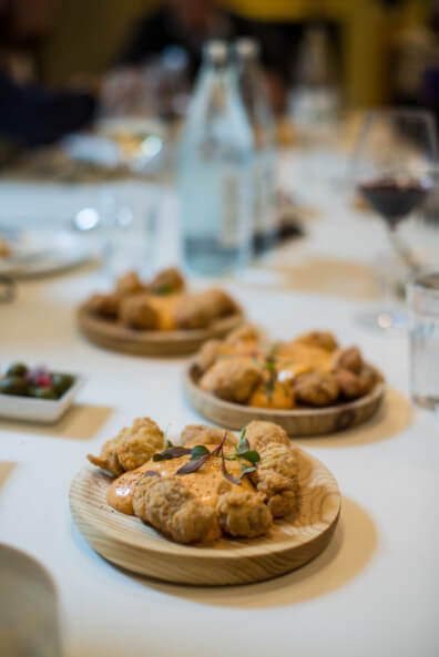 reiseblogger städtetrip städtereise barcelona spanien lunch tapas tapasbar ten's