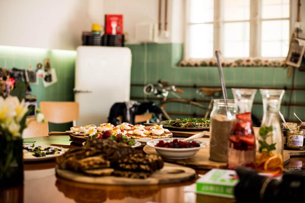 Frühstück mit Jamie Oliver