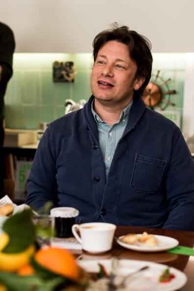 Frühstück mit Jamie Oliver Blogevent Tina Kollmann