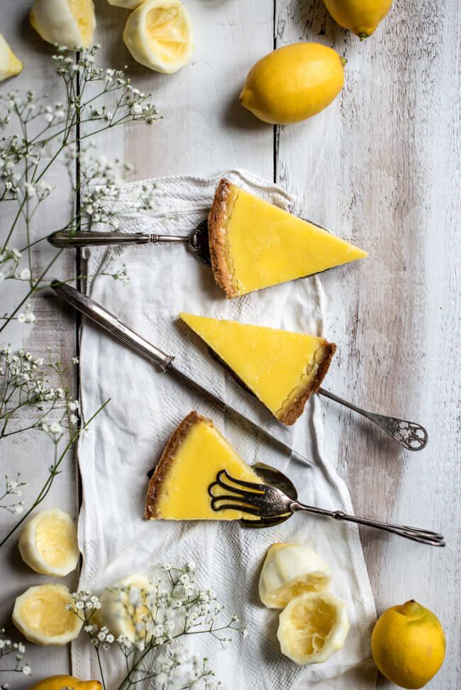 lemon tarte zitronenkuchen heston blumenthal the fat duck rezept