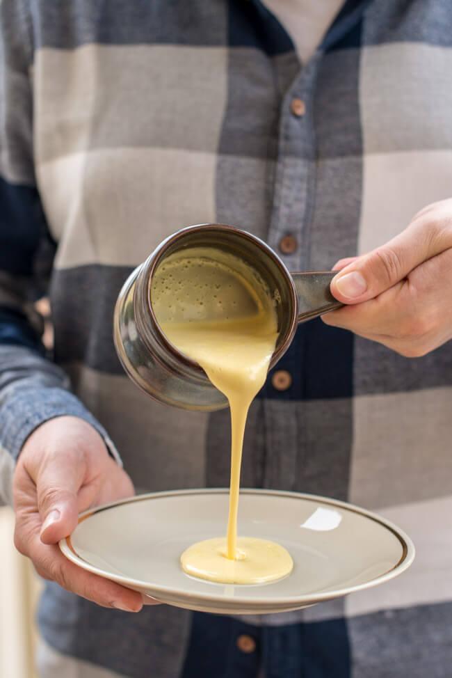 Die perfekte Sauce Hollandaise ganz einfach