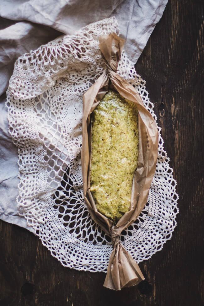 marzipan selbst gemacht honig nüsse ohne zucker pistazien