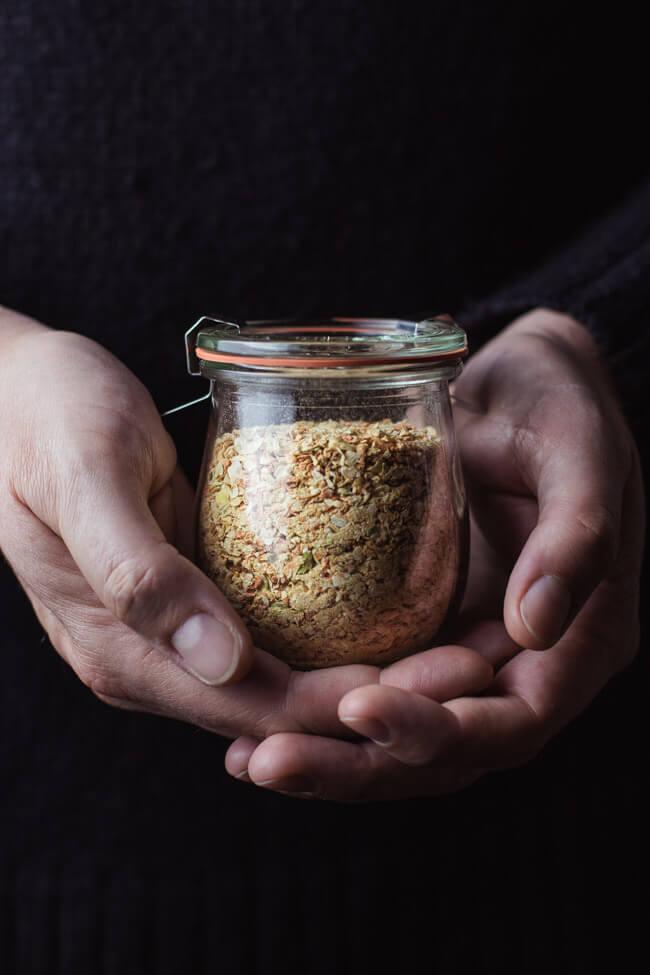 gemüsebrühe selbst machen pulver gemüse trocknen dörren