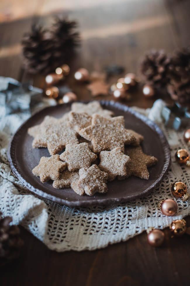 Weihnachtsplätzchen omas gewürzbutterplätzchen butterplätzchen