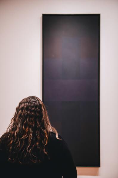 New York City NYC MoMA Museum of Modern Art painting