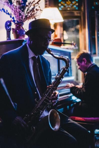 New York City NYC Brooklyn Brownstone Jazz