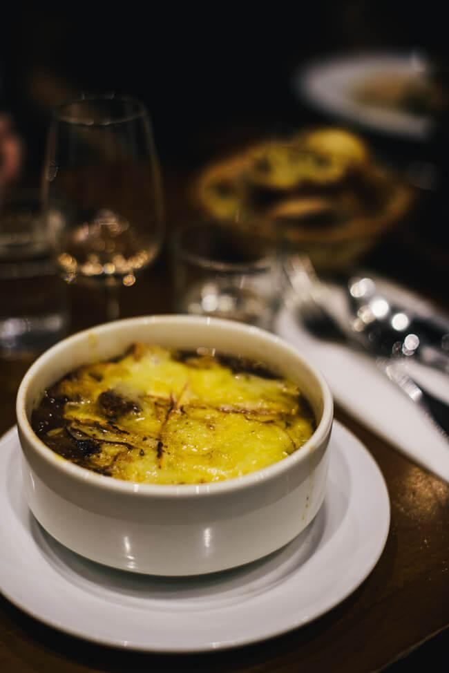 paris original französische zwiebelsuppe