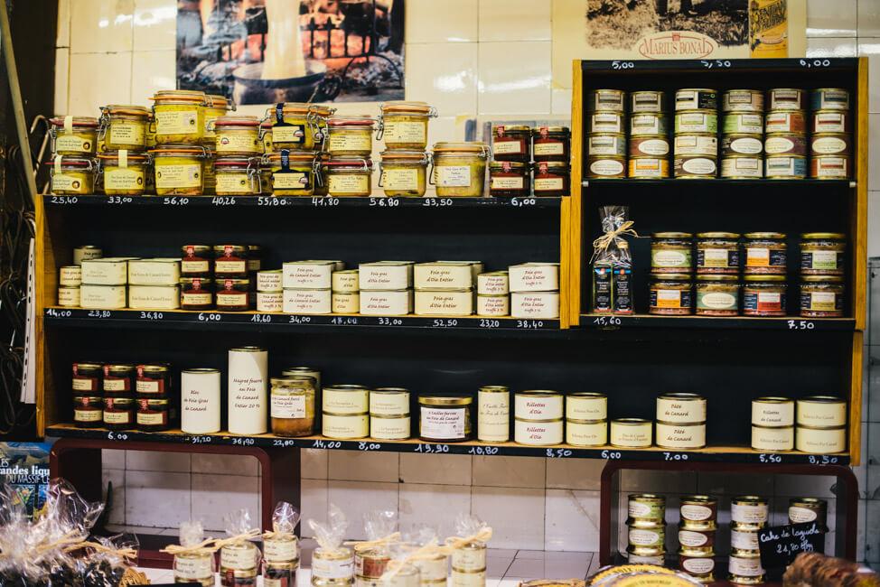 paris foie gras konserven
