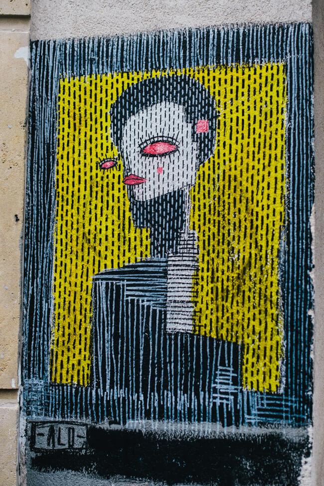 paris streetart straßenkunst
