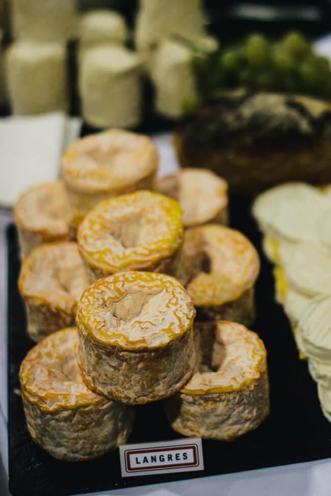 paris fete de la aop Käse aus Frankreich langres