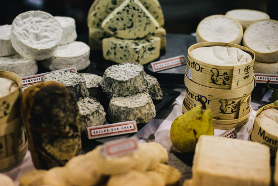 paris fete de la aop Käse aus Frankreich