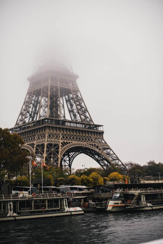 paris eiffelturm la tour eiffel