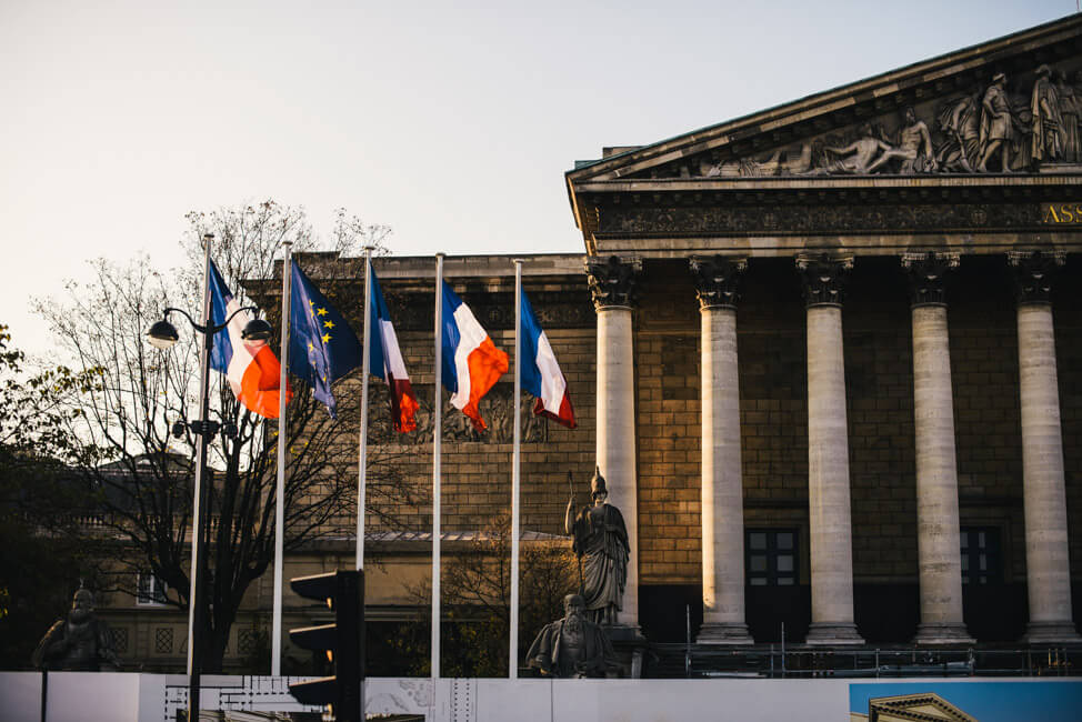 paris parlament