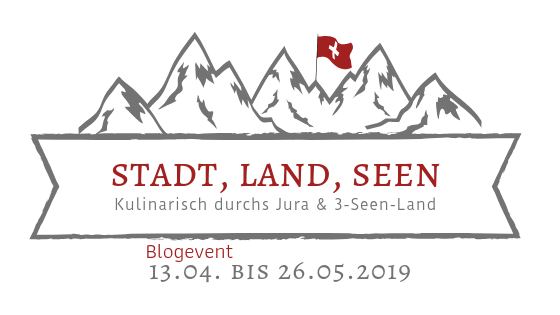 Blogevent Bloggerreise Schweiz Jura Drei-Seen-Land Foodblogger Banner