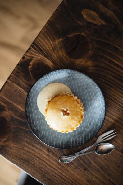 Mini Apple Pies Vanillesauce Apple Pie Day Apfelkuchen Dessert Kuchen Pie