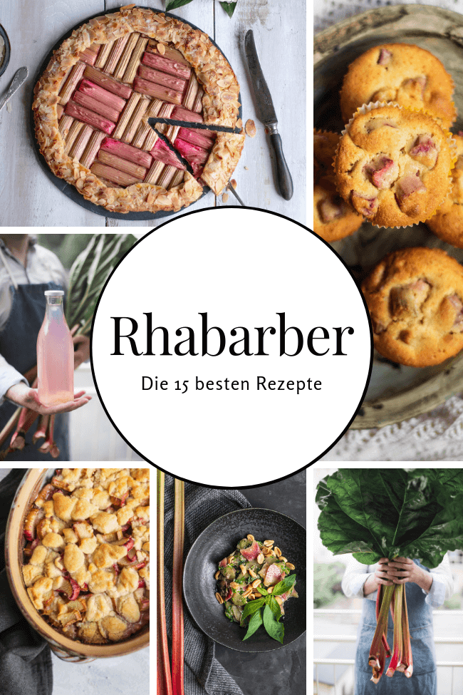 Rhabarber | Die besten 15 Rezepte