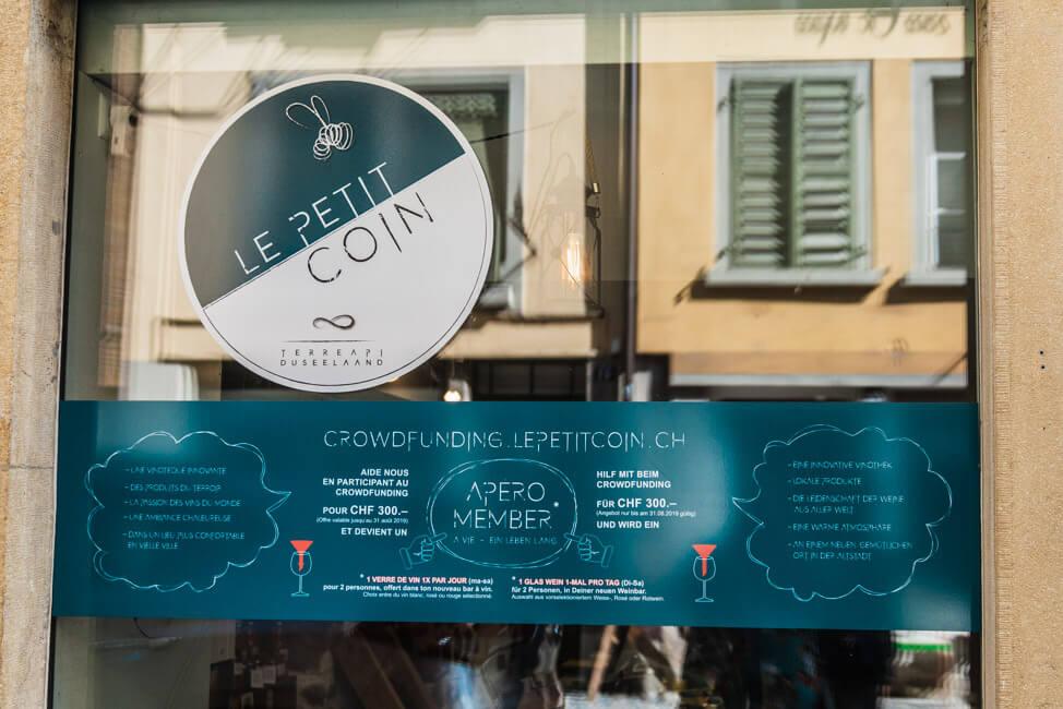 Le Petit Coin Käseladen Biel Bienne