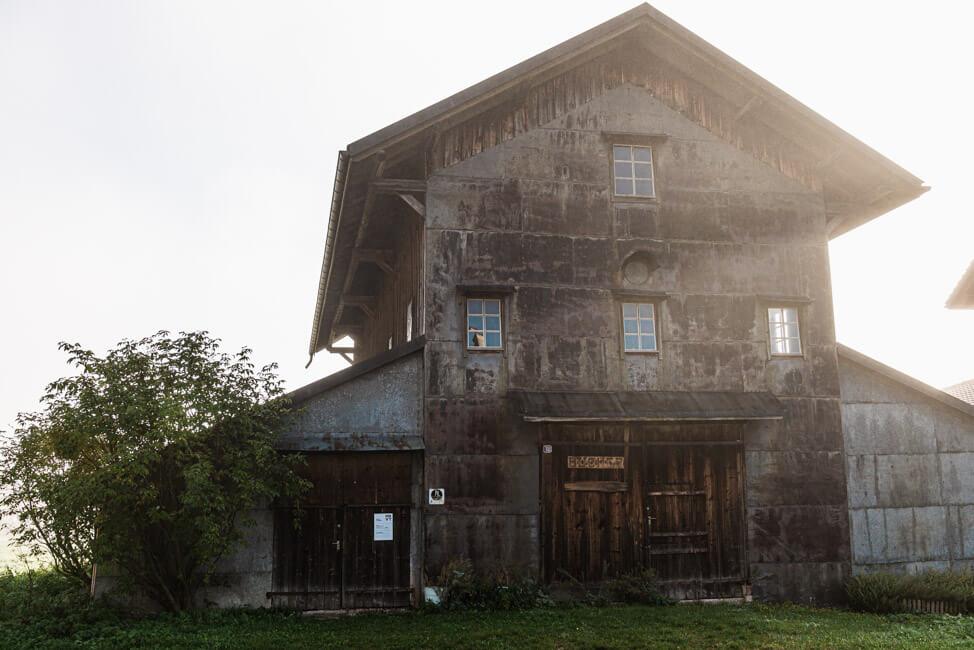 Absinth Wermuth trocknen Val de Travers