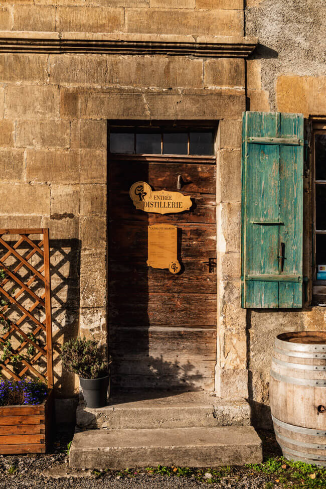 Wermuth Garten Absinth Val de Travers Distillerie