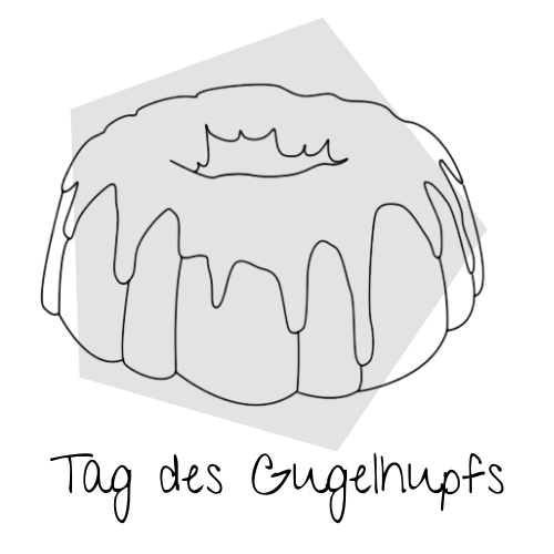 Marzipan Gugelhupf mit Schokolade