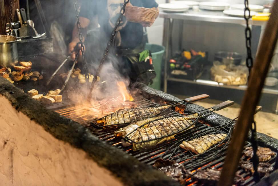 Viva Zapata Isla Holbox Restaurant Grillstation