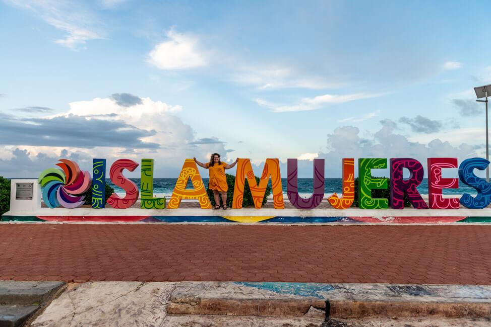 Isla Mujeres in Mexiko