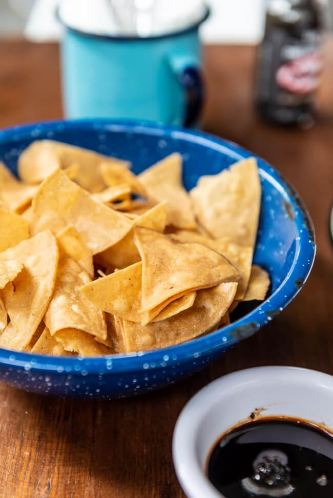 Isla Mujeres Restaurant Fish&Gin Fischrestaurant Nachos Tortilla Chips