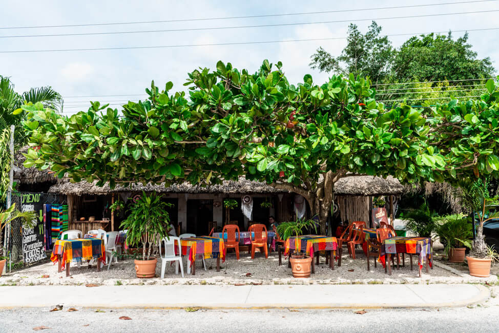 Coba El Cocodrilo Maya Cuisine Restaurant