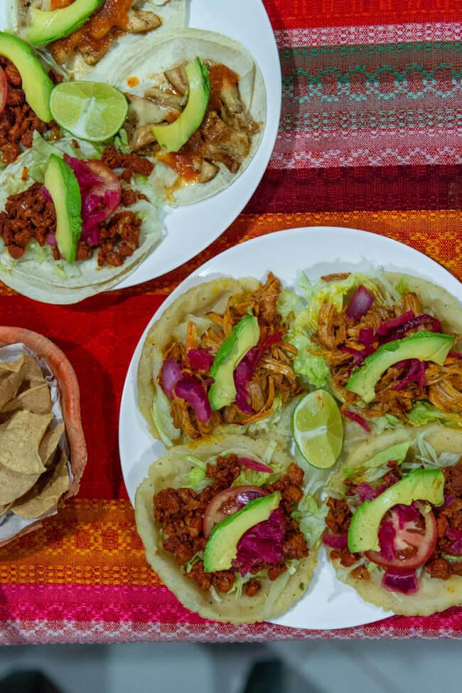 Restaurant Chile Picante Coba Mexiko Yucatan Quintana Roo
