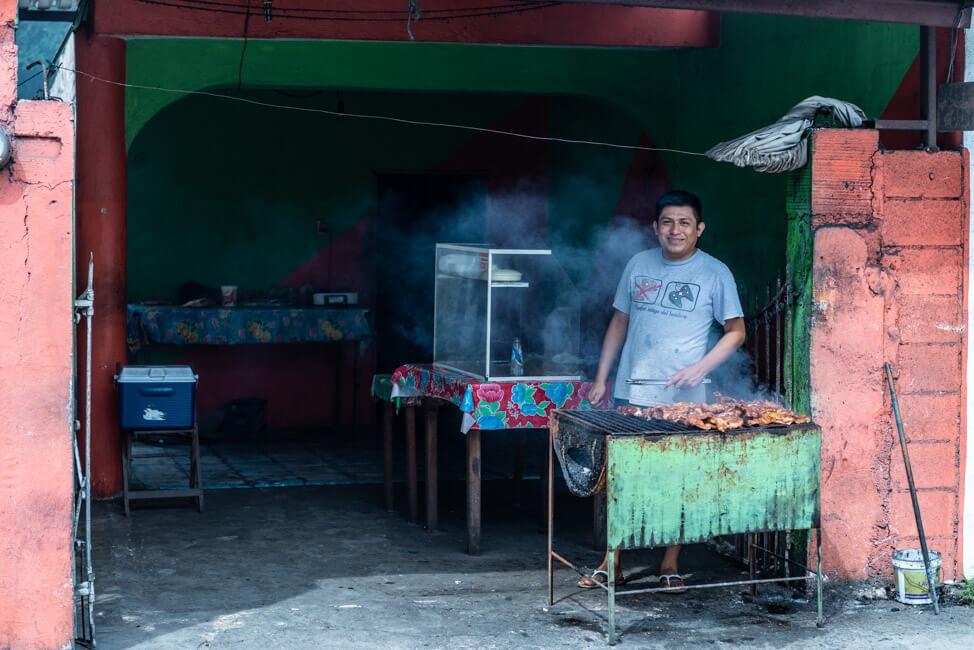 Don Gato y Su Parilla Mexikanisches Streetfood Grill Grillfleisch